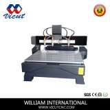 Madera, acrílico, plástico, máquina de grabado rotatoria del CNC del aluminio