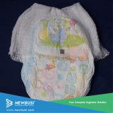 使い捨て可能な赤ん坊によっては中国のおむつの製造業者が喘ぐ