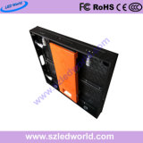 P6.25 500X500 mmまたは500X1000mmの停止カーストのキャビネットが付いている屋内使用料のLED表示パネルの隔板