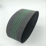 Neuer Sofa-Entwurf kundenspezifisches elastisches Blet gesponnenes elastisches Farbband