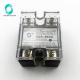 Xianglang 전기 SSR-90AA 90AMP 80-280VAC 통제 24-480VAC 영 교차점 고체 SSR 릴레이
