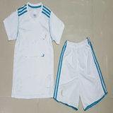 1718 o Real Madrid Home Kid uniformes de futebol