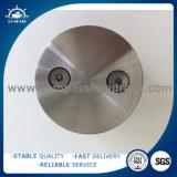両側のためのステンレス鋼のガラスクランプ円形のタイプ