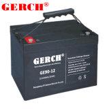bateria profunda do ciclo de 12V 90ah para a ferramenta de potência, ferramenta elétrica, cadeira de roda, forklift do carro de golfe