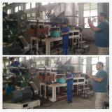 PE van 300kg Twee Setp pp Uitdrijving die de van uitstekende kwaliteit van de Film van Agricultrual Lijn pelletiseren