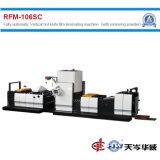Vollautomatischer vertikaler Typ heiße Messer-Film-Laminiermaschine [RFM-106SC]