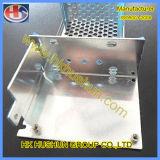 Tipos diferentes feito-à-medida da caixa eletrônica dos construtores do metal de folha
