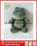 승진 장난감을%s 녹색에 의하여 채워지는 개구리 장난감
