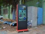Waterprrof im Freienkiosk IP65 32incn zu 65inch, das Bildschirmanzeige bekanntmacht