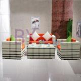 Muebles al aire libre de la rota del PE de la oficina del club del ocio del hotel del chalet del jardín