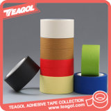 Papel coloreado fabricantes de cinta adhesiva de China, cinta adhesiva