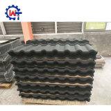 建築材料のミラノの普及したタイプ金属の石の上塗を施してある鋼鉄屋根瓦