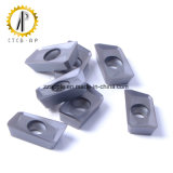 Cast Iron Cutting를 위한 높은 Feed Rate Carbide Milling Inserts