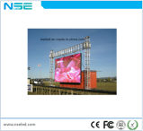 P4.81 Video wall de LED de exterior para a fase Club