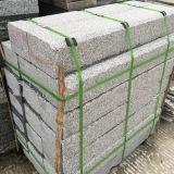 Populärer grauer Granit-Block-Gehweg Cubestone Pflasterung-Stein