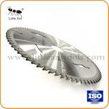 """7"""" 60t Outils matériels circulaire Disque de coupe en carbure de TCT pour le bois d'aluminium de lame de scie"""