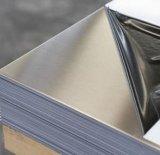 ミラーによって終えられる陽極酸化されたアルミニウム版かシート