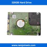 内部2.5inch 320GBのハード・ドライブ