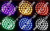 lumière principale mobile du lavage DEL de zoom de 36*18W RGBWA +UV