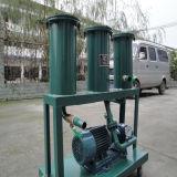 Muebles 3 etapas purificador de aceite, la unidad de filtración de aceite lubricante para eliminar las impurezas del aceite de desecho