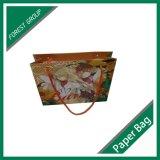 高品質の物質的な喜劇的なアートペーパー袋