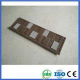 쉬운 임명 돌 입히는 금속 지붕널 기와