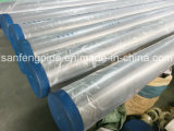 Polished 600 Grit 304 Stainless Steel Mirror tube