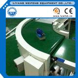 Поворачивая цена по прейскуранту завода-изготовителя деятельности ленточного транспортера/ленточного транспортера кривого легкая