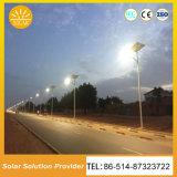 Éclairage solaire extérieur des réverbères d'éclat superbe DEL avec le détecteur
