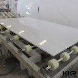 lajes projetadas artificiais brancas de quartzo da pedra de quartzo de 20mm