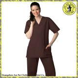 Hospital feito sob encomenda da mulher e do homem que trabalha o uniforme médico da enfermeira da beleza do salão de beleza dos TERMAS de Cclothes