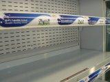 果物と野菜の携帯用冷やされていた農産物のスーパーマーケットの表示クーラー