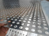 Folha de metal perfurada do furo redondo do aço inoxidável do elevado desempenho