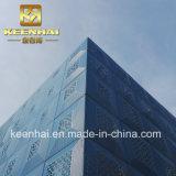 Отрезанный лазером декоративный алюминиевый фасад ненесущей стены