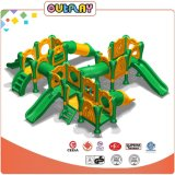 Apparatuur de van uitstekende kwaliteit van de Speelplaats voor de Peuter van de Kleuterschool (Model: Op-DP0114)