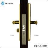 Конструкция Elengant Nano-Plating корпус замка двери со скрытыми аккумуляторного ящика