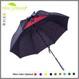 Tela impermeável com o guarda-chuva reto cheio do projeto J da cópia