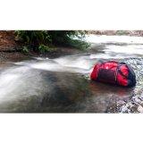 Водонепроницаемая сумка для Duffel красного цвета и подводное плавание на лодках, отправиться в поход