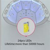 Or lampe UV de lumière blanche pour clous