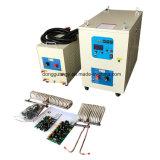Máquina de calefacción de inducción de la fabricación de China para los cortadores de piedra de la soldadura