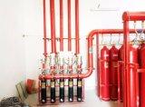 Extintor de alta eficiência 15MPa IG541 Sistema de Supressão de Incêndio para a sala do gerador