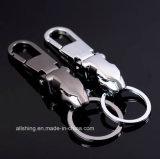 El encadenamiento dominante colgante del coche de la cintura creativa del Keyring del sostenedor del clave de la cuerda del cable de Keychain del metal llama a hombres