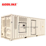 1000kVA /800kw Cumminsの無声ディーゼル発電機Kta38-G5