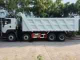 판매를 위한 최고 가격을%s 가진 새로운 중국 Isuzu 트럭 8X4 팁 주는 사람