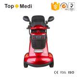 中国の年配者のための競争価格2のシートの移動性のハンディキャップのスクーターが付いている電気二重シートの移動性のスクーター