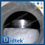 La flangia del volante di Didtek conclude la valvola di globo dell'acciaio inossidabile CF8m