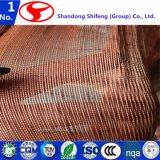 O nylon 6 de Shifeng 1400dtex mergulhou a tela do cabo de pneumático para fazer pneumáticos