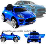 Chridren juguetes eléctricos para los niños la conducción con el coche R/C y la función Manual (fábrica).