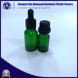 O óleo e líquido âmbar transparente azul 5ml 10ml 15ml 20ml 30ml 50ml 100ml frasco conta-gotas de vidro com conta-gotas