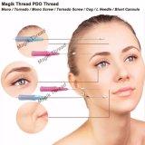 Tipos disponibles médicos de la cuerda de rosca de Magik Pdo con la cánula y tallas